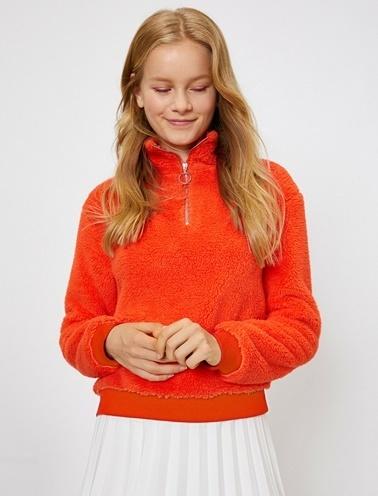 Koton Sweatshirt Oranj